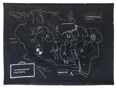 Jaime Lauriano, 'Meridionalis Americae: invasão, etnocídio, democracia racial e apropriação cultural', 2016