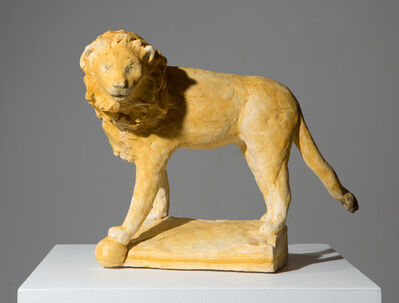 Linda Marrinon, 'Lion', 2015