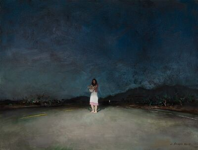 John Brosio, 'Desert Road', 2012