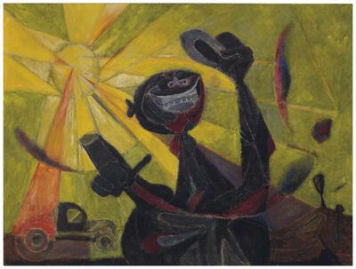 Rufino Tamayo, 'Hombre feliz', 1947