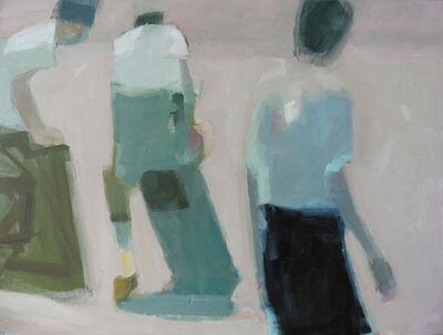 Caroline Yates, 'Sack Race', 2109