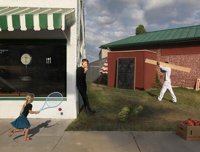Julie Blackmon, 'Homegrown Food', 2012