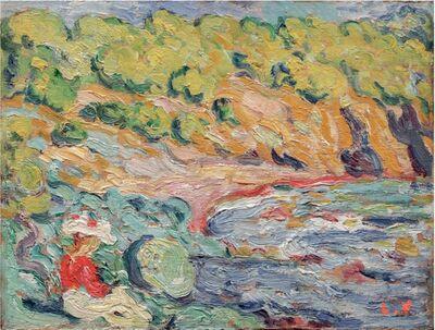 Louis Valtat, 'Au bord de l'eau', 1904