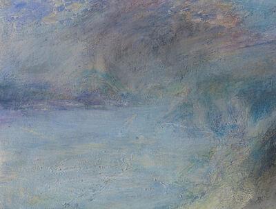 Nicholas Herbert, 'Landscape L1099 - Amalfi Series, The Harbour of Capri from Above ', 2018