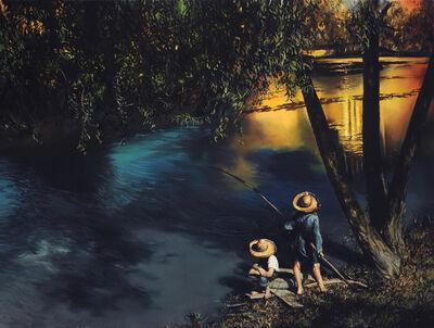 Marcin Cienski, 'Final Fishing', 2018