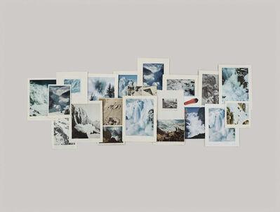 Taryn Simon, ''Folder: Snow - Avalanches'', 2013
