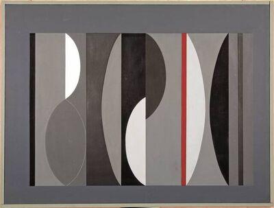 Georges Folmer, 'La Grande Érèbe', 1956-1957