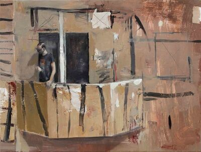 Daniel Pitin, 'Break', 2017