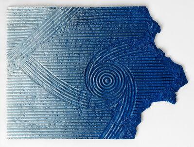 Daniel Arsham, 'Blue Sand Painting Horizontal (example image)', 2019