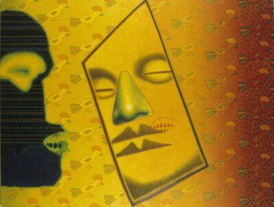 Ed Paschke, 'Matrix', 1995