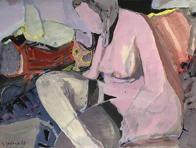 Gabriel Godard, 'Nu', 1969