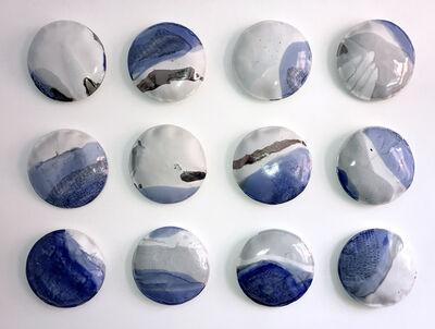 Stepanka Horalkova, 'Blue Horizon', 2017