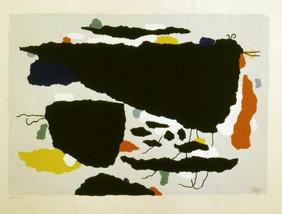 Willi Baumeister, 'Mo (II)', 1955