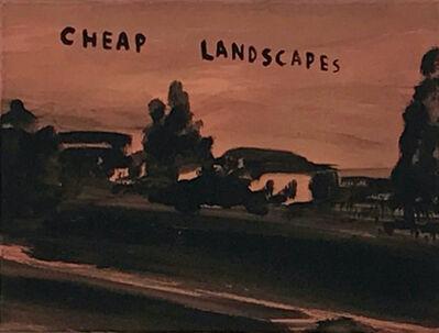 Andreas Leikauf, 'Cheap landscape', 2005