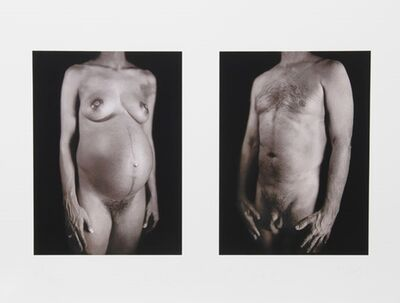 Chuck Close, 'Untitled Daguerreotypes ', 2001