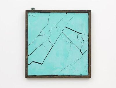Bernard Chadwick, 'Green glass+box', 2015