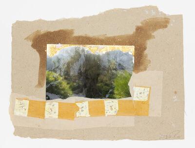 Ulrike Rosenbach, 'Mallorca-Olivenhain', 1992