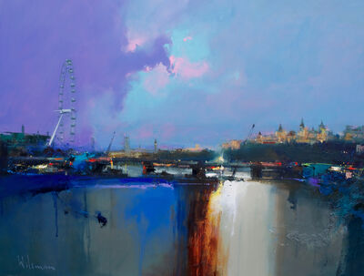 Peter Wileman, 'The London Eye & Parliament ', 2018