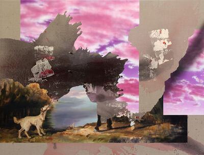 Annie Lapin, 'Encounter Counter (heap 4)', 2019