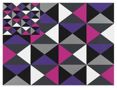 Rico Gatson, 'Untitled (Flag VIII)', 2021
