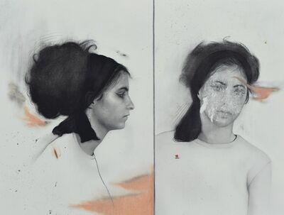 Daniel Segrove, 'Anonymous (portraits)', 2016