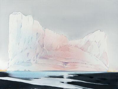 Scott Kelley (b. 1963), 'Amphitheater, Antarctica'