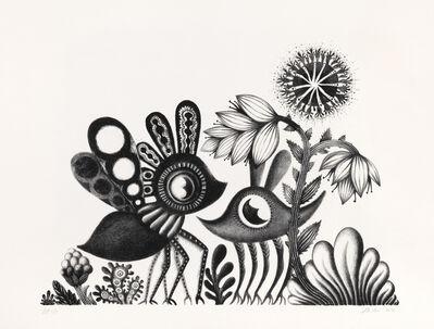 Andrea Dezsö, 'Garden Beings 1', 2016