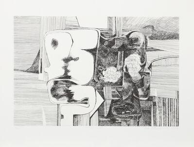 Roberto Burle Marx, 'Transfiguracao', 1987