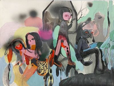 Silvia Argiolas, 'La Benedizione del Cazzo Dolorosa', 2015