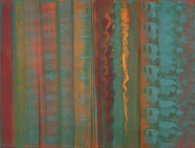 "Gail Morris, '""Prayer Sticks""', 2020"