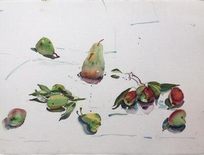 Bernard Chaet, 'Pears', 1992