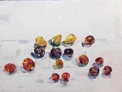 Bernard Chaet, 'Plums', 1992