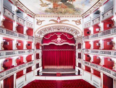 Candida Höfer, 'Teatro Mercadante Napoli II 2009', 2009