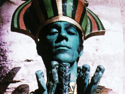 Kenneth Anger, 'Osiris (Donald Cammell)', 1970