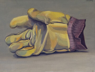 Sol Zaretsky, 'Work Glove Palm II ', ca. 1973