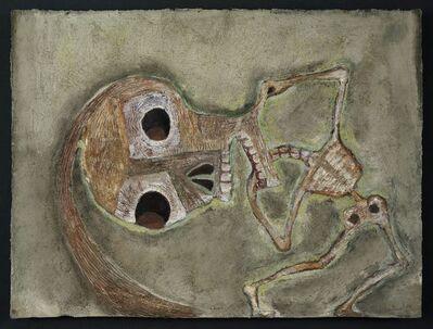 Francisco Toledo, 'La Muerte Agachada', ca. Late 20th Century
