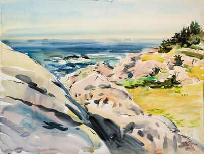 Edward Christiana, 'Lobster Cove', 1978