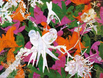 Su Meng-Hung, 'The Three Birds of Giuseppe Castiglione 朗世寧之三鳥圖 ', 2009-2010