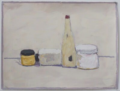 Gaylen Hansen, 'Still Life, White', 2007