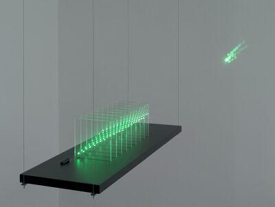 Erwin Redl, 'Breath of Light (parallel)', 2012