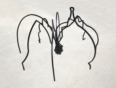 Zoulikha Bouabdellah, 'L'Araignée', 2013