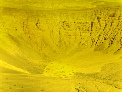 David Benjamin Sherry, 'Ubehebe Crater, Cottonwood Mountains, Death Valley, California', 2013