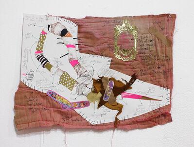 Lavar Munroe, 'Left Wrist Shank', 2014