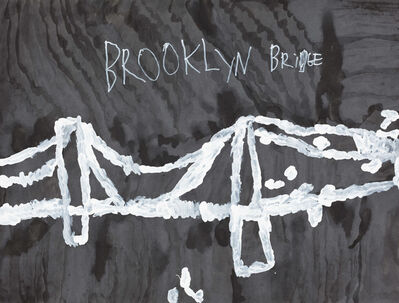 Gabriel Maduena, 'Brooklyn Bridge', 2014