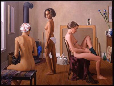 Ron Schwerin, 'After Seurat'