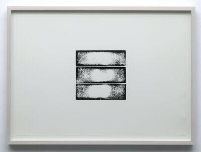 Frank Gerritz, 'Nice Center Block', 1992