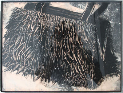Julia Bornefeld, 'Spannung', 2007
