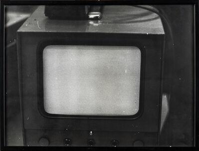 Emilio PRINI, 'Televisione', 1967