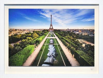 SAYPE, 'Beyond walls project, step 1 : Paris', 2020