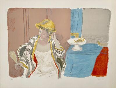 Maurice Brianchon, 'Femme a sa Toilette', 1956